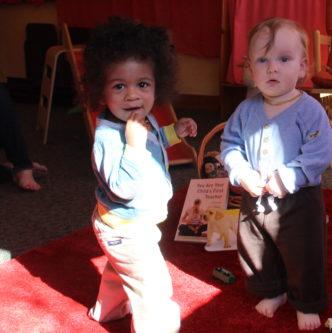 Teaching Baby Sign Language